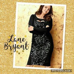 Lane Bryant Formal Dress On Poshmark